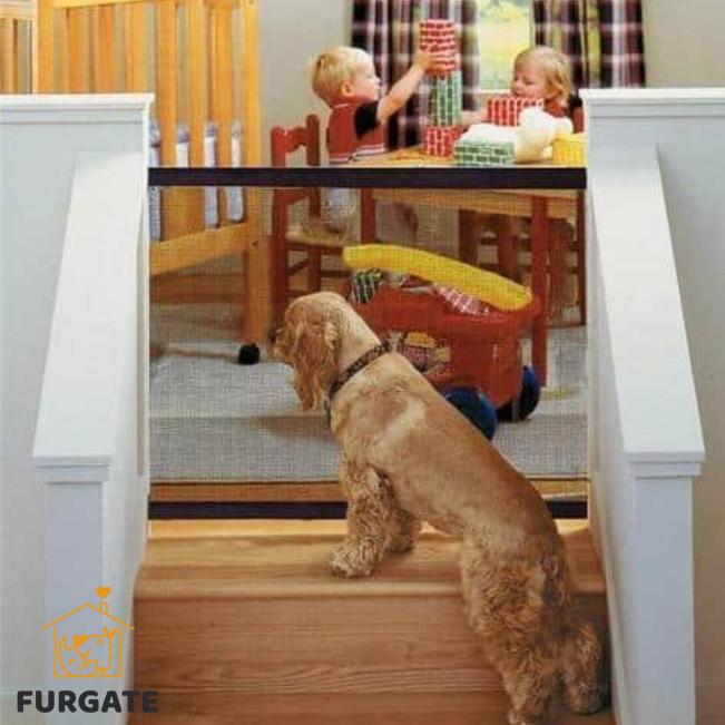 FURGATE® πόρτα για κατοικίδια