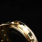 SILEND® Χρυσό Ρολόι
