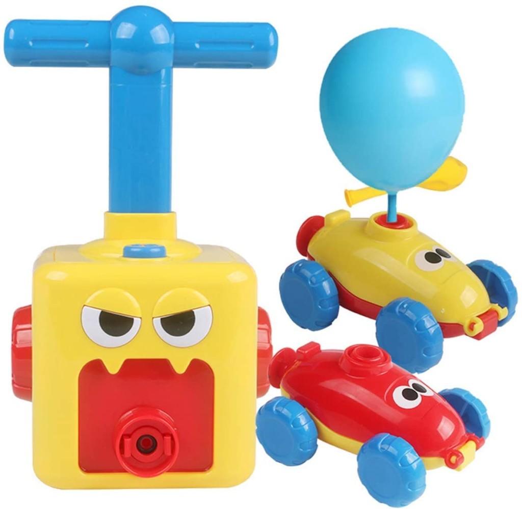 Παιχνίδι εκτόξευσης αυτοκινήτου με μπαλόνι