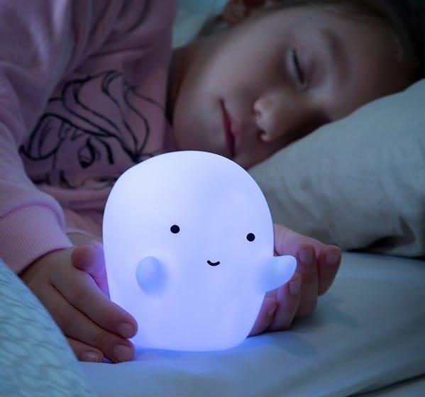 Φωτιζόμενη νυχτερινή λάμπα-φάντασμα
