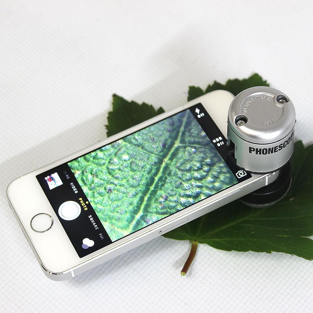 Μικροσκόπιο τηλεφώνου