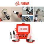 FIXOMA® Εξολκέας βιδών - Σετ εργαλείων αφαίρεσης σπασμένων βιδών