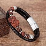 Προστατευτικό φυλαχτό - Βραχιόλι Μάτι Της Τίγρης