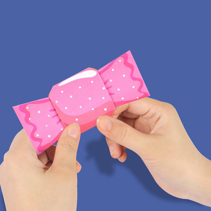 Πολύχρωμο Κιτ Χαρτιού Origami