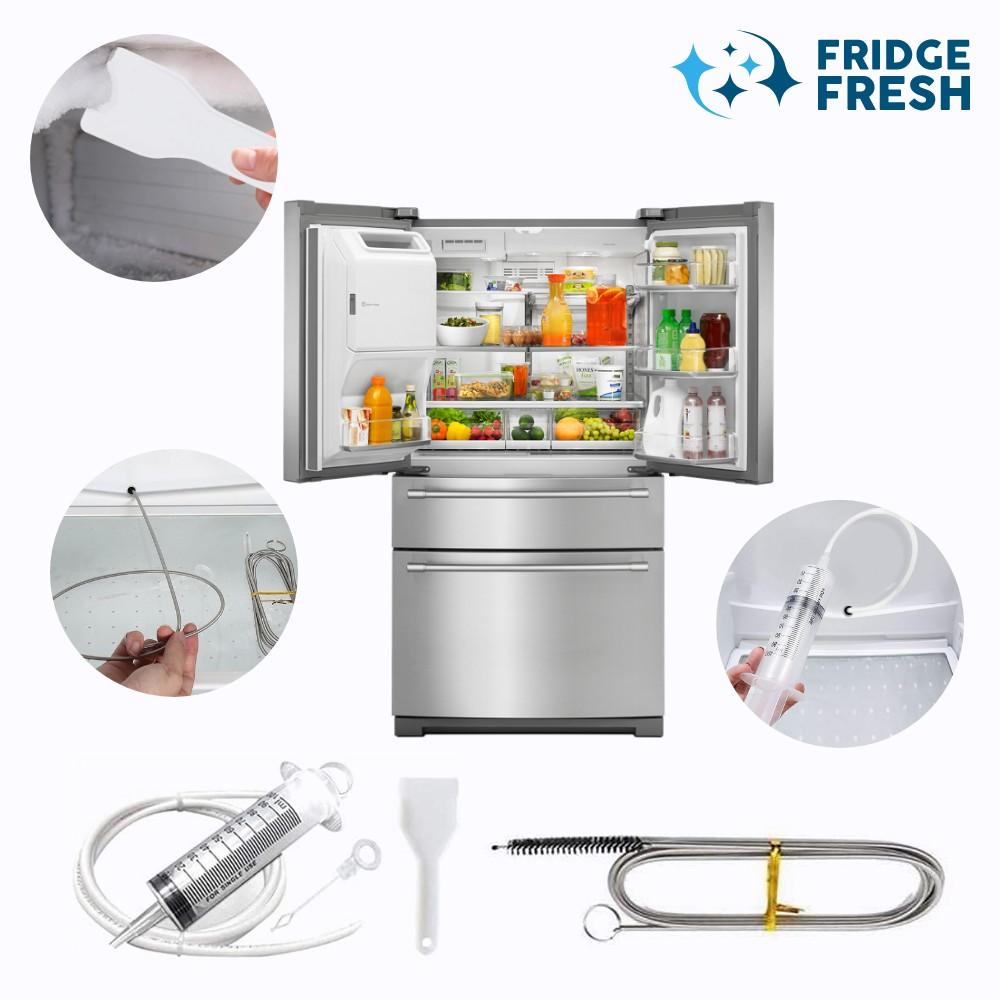 FRIDGE FRESH® Εύκαμπτος σωλήνας καθαρισμού ψυγείου